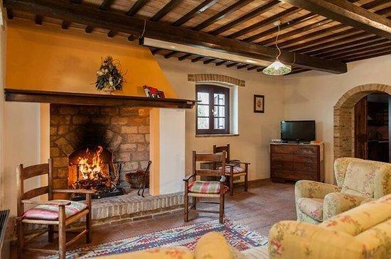 Torgiano, Italien: Agriturismo Casale Villa Chiara