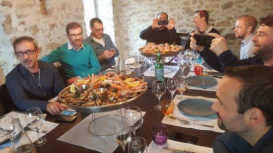Restaurant le presbytere dans tiffauges for Tiffauges restaurant
