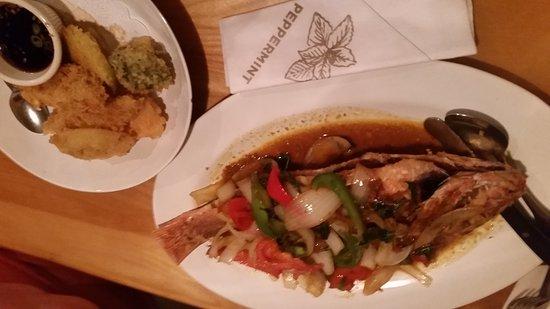 Royal Palm Beach, FL: Peppermint Thai & Sushi Rest