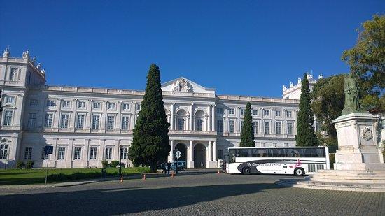 Pałac Narodowy w Ajudzie