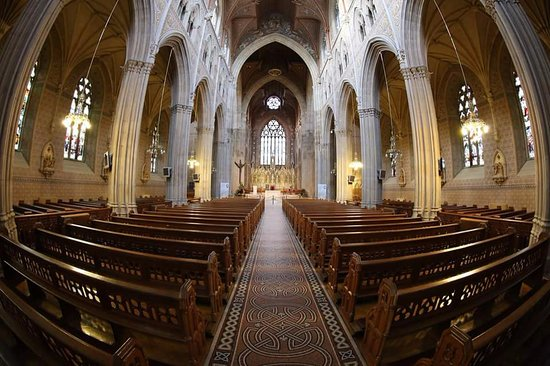 Armagh, UK: The interior