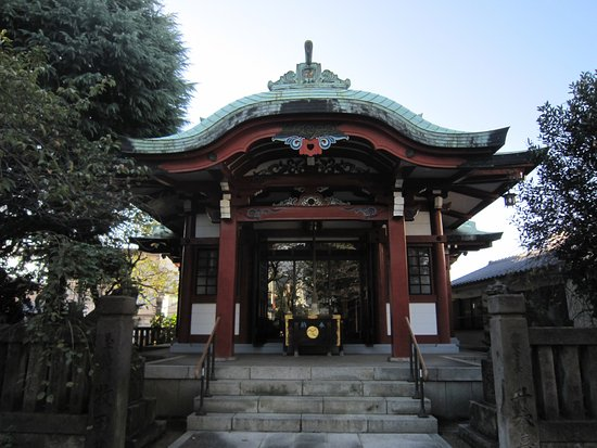 Tsukudohachiman Shrine