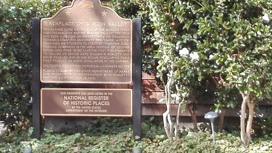 Palo Alto, Californien: H.P.
