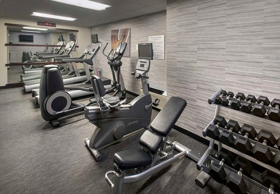 Rye, NY: Fitness Center