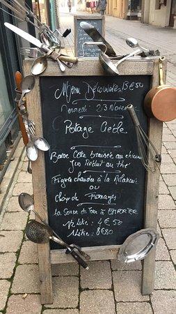 Tarare, Francia: The Popote