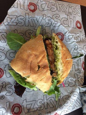 Schlotzsky's Deli Willis TX-- good food