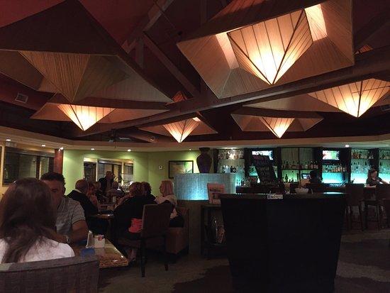 Phoenix Marriott Mesa: sala cena