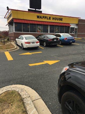 Edgewood, MD: Waffle House