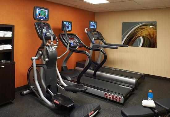 Auburn Hills, MI : Fitness Center
