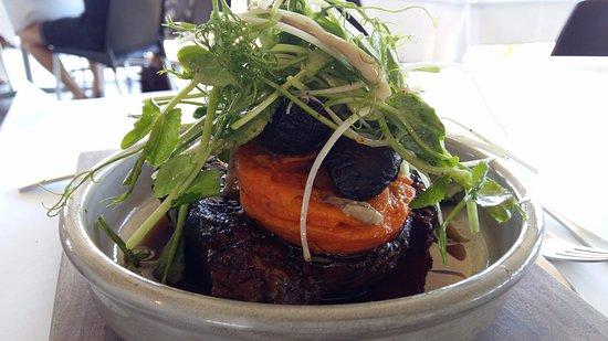 Wilyabrup, Avustralya: Slow cooked beef