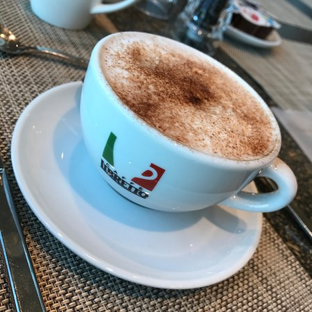 Opfikon, Switzerland: Coffee