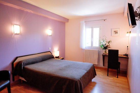 Villefranche-de-Lauragais, فرنسا: Chambre 1 ou 2 personnes