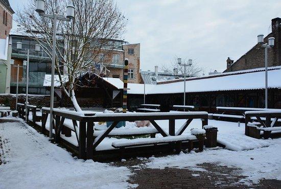Antonius Courtyard