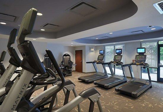 كورت يارد ماريوت هانوفر لبنان: Fitness Center