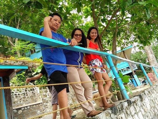 Davao City, Filipinas: sea side