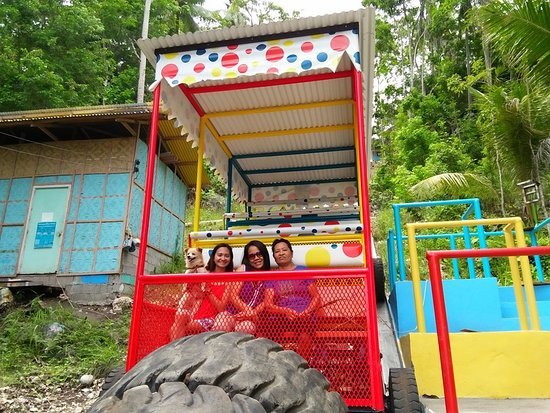 Davao City, Filipinas: new ride