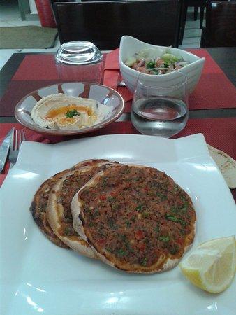 Grim'O : les meilleures Pizzas Arménienne du MONDE!