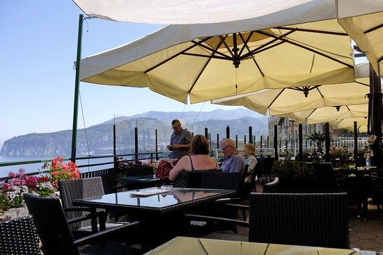 Foreigners Club, Sorrento - Picture of Terrazza delle Sirene ...