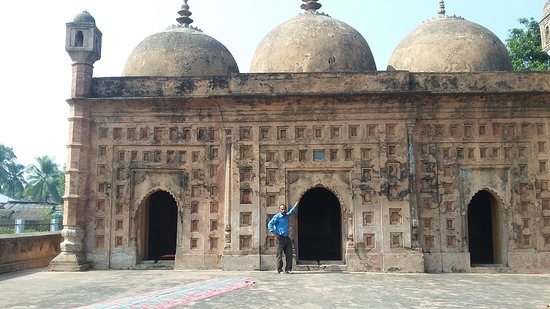 Dinajpur, بنجلاديش: Nayabad Mosque