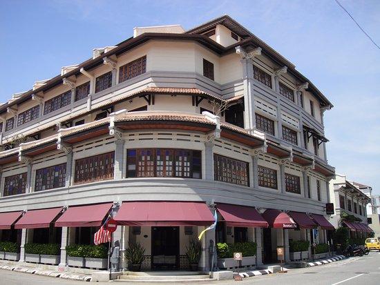 Hotel Penaga: Hotel exterior
