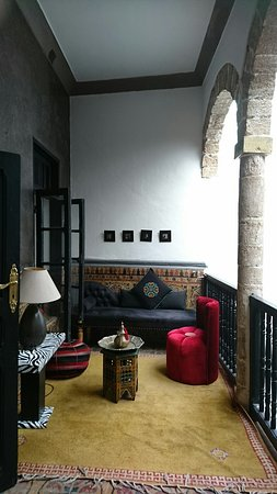Riad Alech if you looking for a calm place to relax after a day roaming around the medina and th