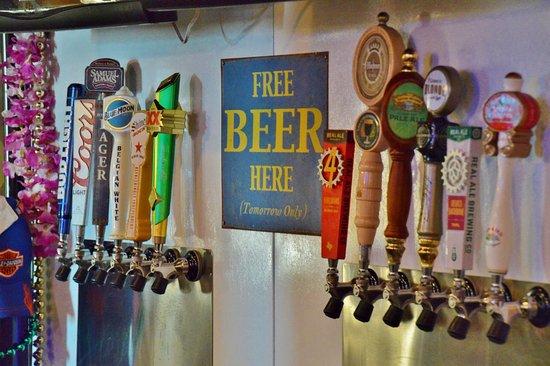 Marble Falls, Teksas: 12 Beers on Tap
