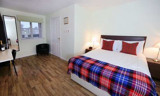 Hillhead Farm Lets: Double Room