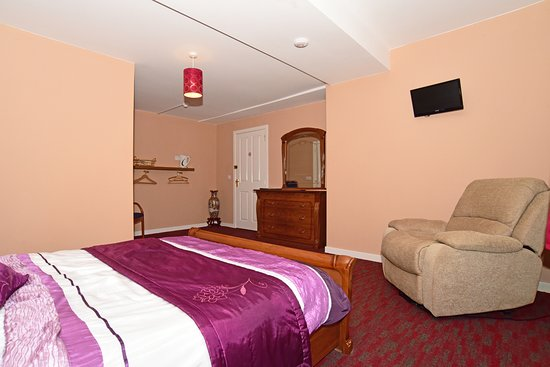 St Cyrus, UK: Double room