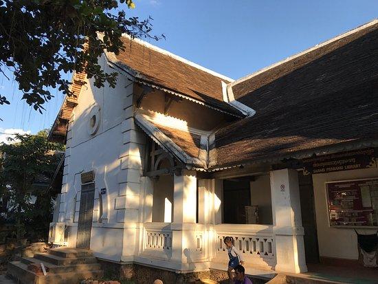 琅勃拉邦图书馆