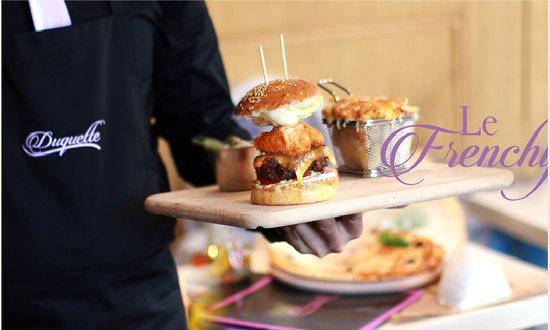 Région de Rabat-Sale-Zemmour-Zaer, Maroc : Le Frenchy burger