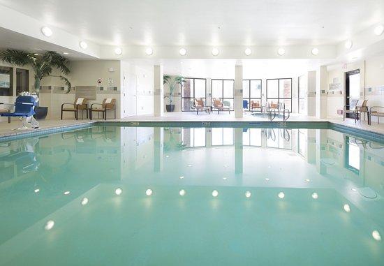 Folsom, CA: Indoor Pool