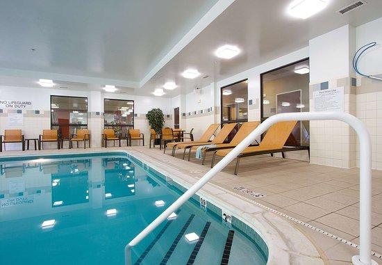 Blacksburg, VA: Indoor Pool