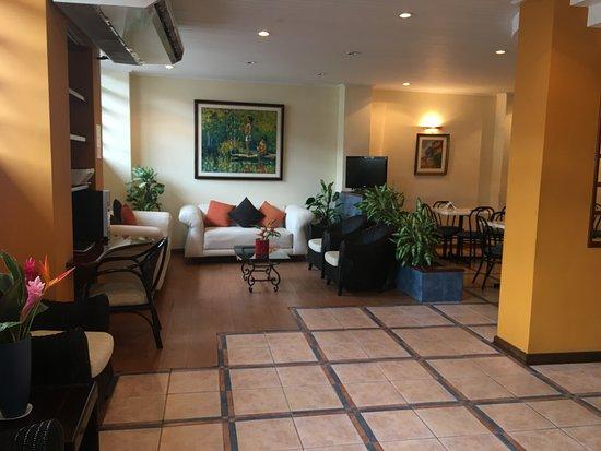 Hotel Acosta: Looby