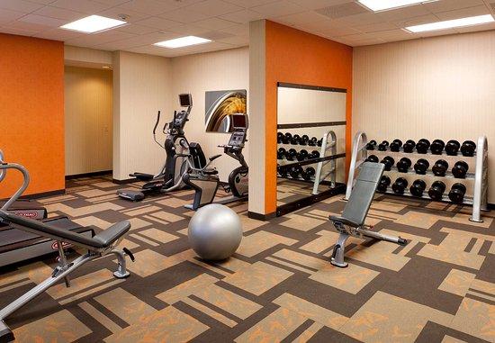 Cypress, Kalifornia: Fitness Center