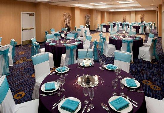 Сайпресс, Калифорния: Cypress Ballroom – Banquet Setting