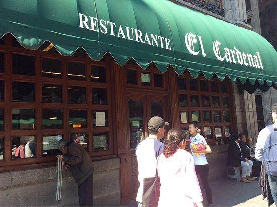 Foto de el cardenal centro hist rico ciudad de m xico el for Cafe el jardin centro historico