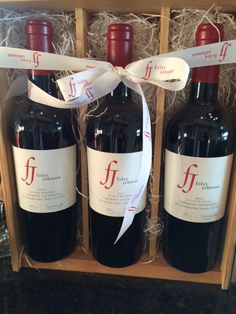 Rutherford, CA: Great wine