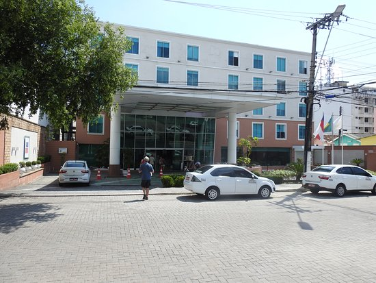 Go Inn Manaus: Bem localizado