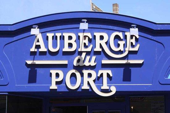 Guilvinec, Frankrig: Der Eingang