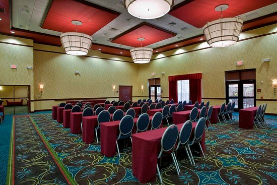 Doubletree Hotel Biltmore Asheville Burghley Ballroom