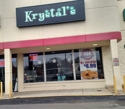 Pekin, IL: Krystal's