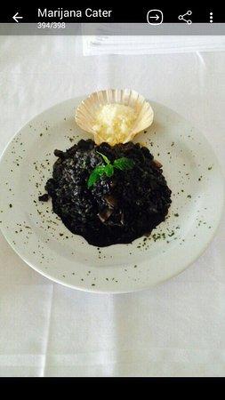 Ploce, Croatia: Restoran Pećina