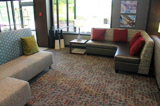 Miamisburg, OH: Lobby