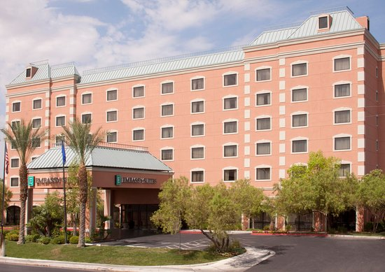 Embassy Suites by Hilton Las Vegas: Welcome to the Embassy Suites Las Vegas hotel!