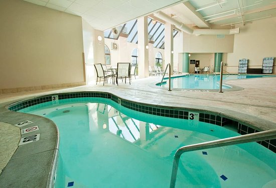 Embassy Suites by Hilton Indianapolis - North: Hot Tub