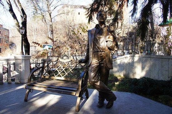 Shalyapin Statue