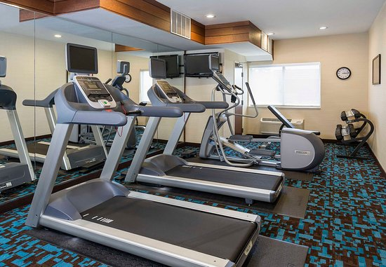 Jackson, MI: Fitness Center