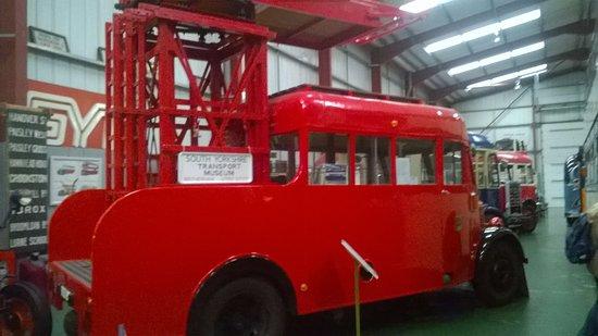 Rotherham, UK: South Yorkshire transport museum
