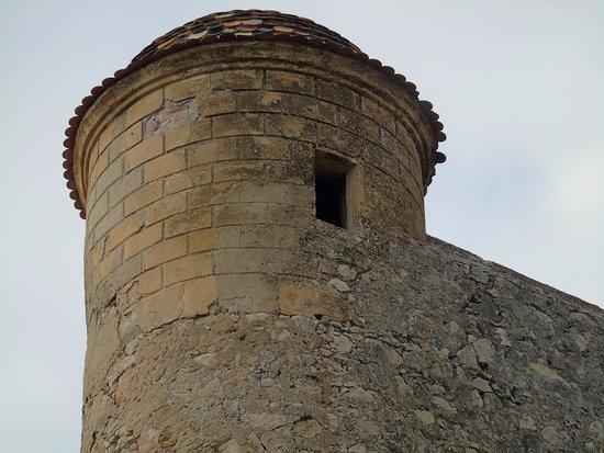 Fort du Mont Alban: tour