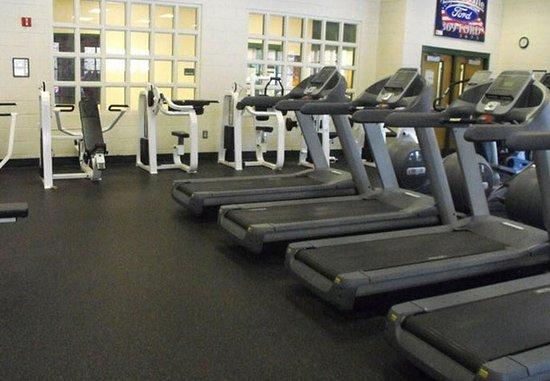 Hinesville, GA: YMCA Fitness Area